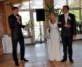 Vestuvių vedėjas Andrius Sabaliauskas