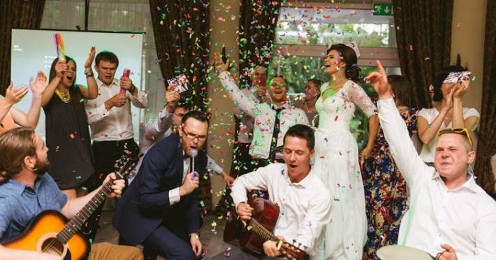 vestuvių vedėjas Tomas